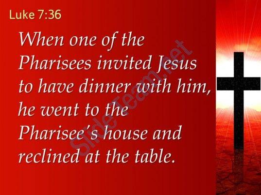 0514 luke 736 he went to the pharisees powerpoint church sermon Slide03http://www.slideteam.net