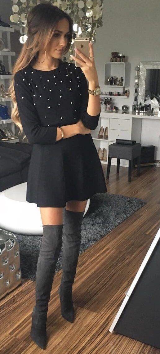 Photo of 9 Perfekte Outfits für eine Weihnachtsfeier – Mode Und Outfit Trends