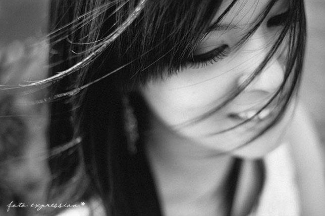 - windswept smile -