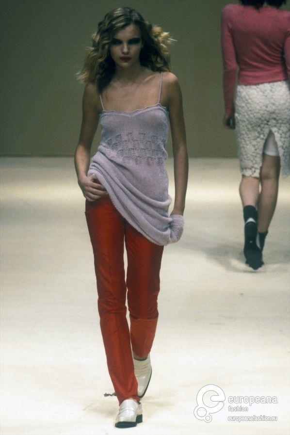 Anna Molinari, Autumn-Winter 1997, Womenswear