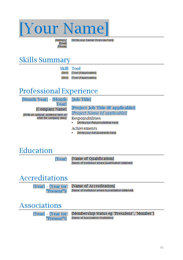 pin by isaac martinez on resume builder