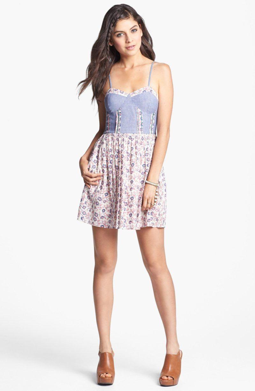 Sun Dresses For Teenagers | Cute Sundresses for Juniors ...