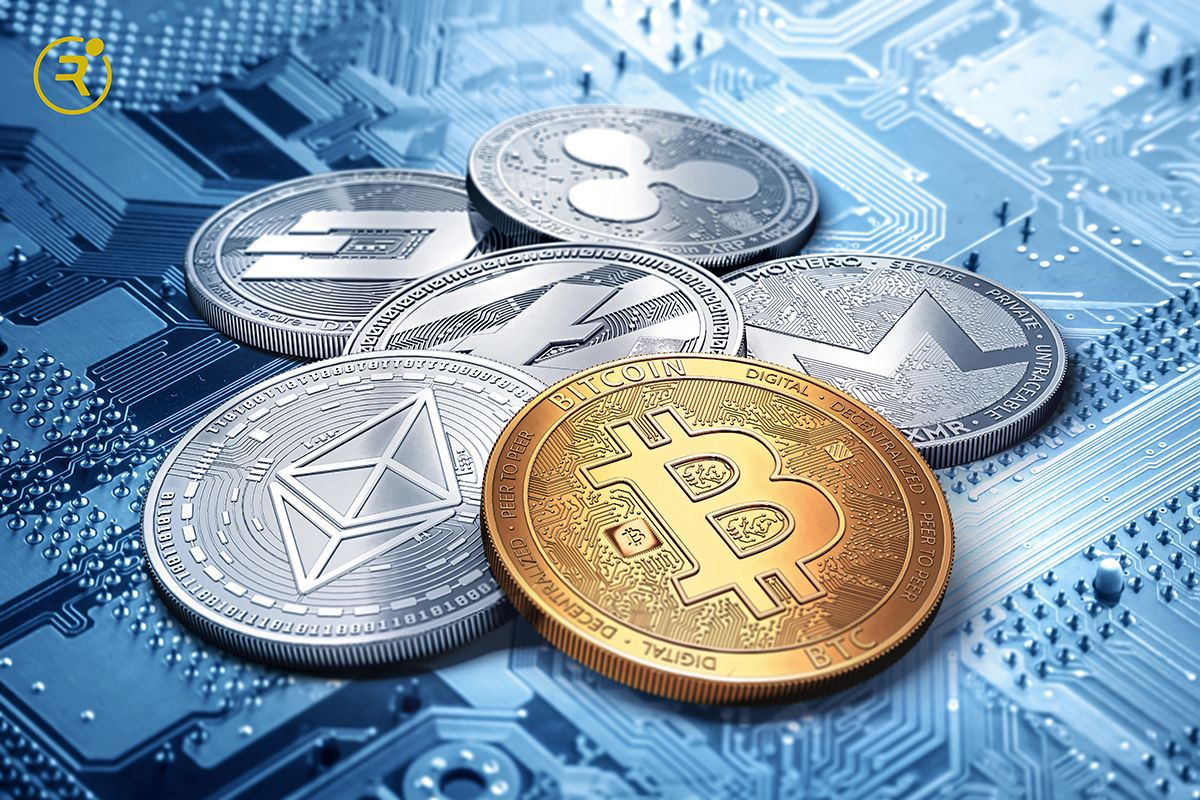 """The future of money is digital currency."""" - Bill Gates   Investing in  cryptocurrency, Cryptocurrency, Coins"""