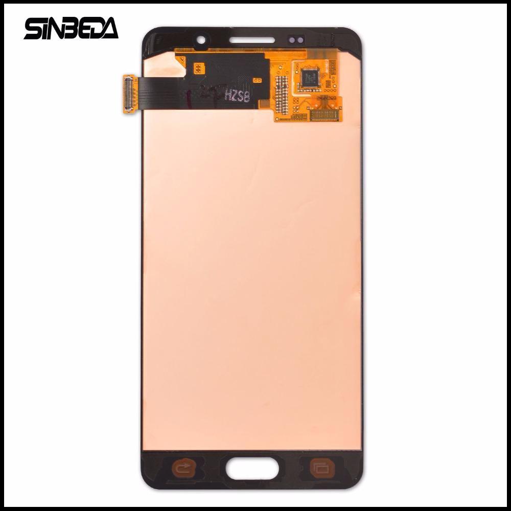 Sinbeda Super Amoled Lcd For Samsung Galaxy A5 2016 A510 A510f Lcd Us 109 00 Samsung Galaxy Phone Mobile Phone
