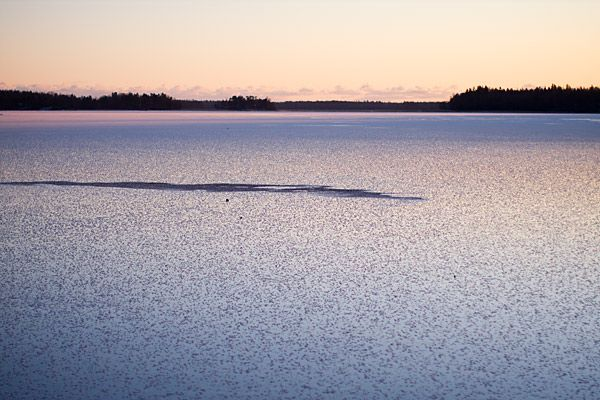 Icy Bay of Redland