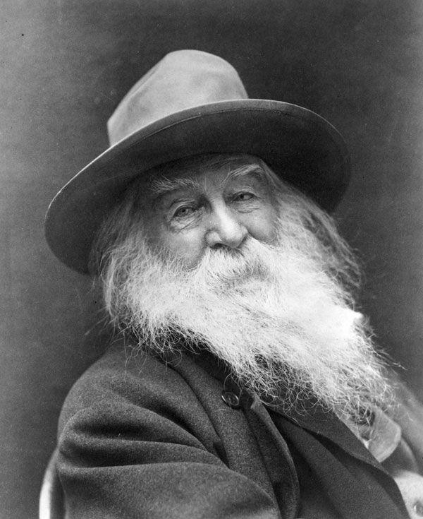 Fox On The Run Walt Whitman Colorized Historical Photo Photos Oscar Wilde Essay Disobedience