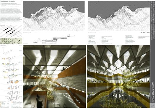 3.0 Articulaciones (El Programa). Image Courtesy of Estudio MMX & Isaac Broid