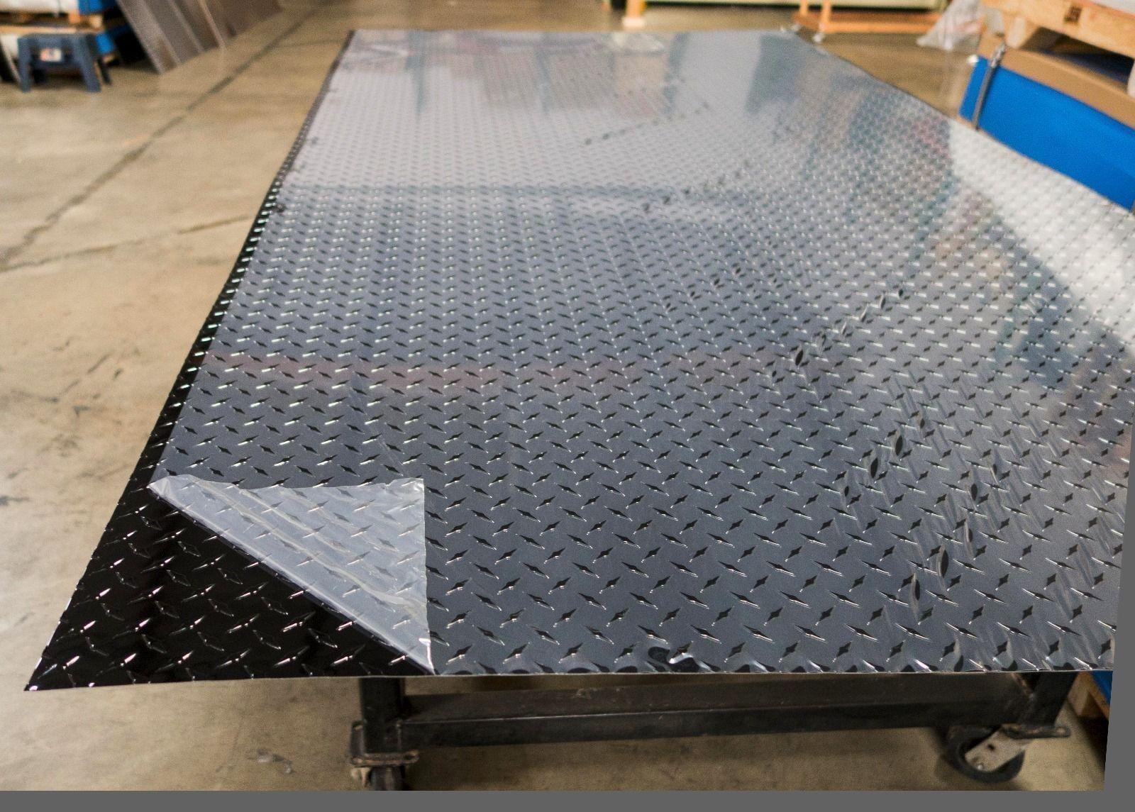 Aluminum Deck Plate Tread Brite Aluminum Decking Diamond Plate Flooring