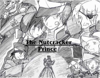 The Nutcracker Prince by Snowbacon.deviantart.com on @deviantART
