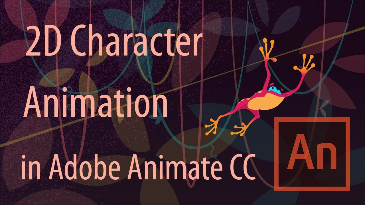 How to make 2d character animation in adobe animate cc 2016 how to create character animation in adobe animate cc in this video tutorial you can learn how to create a vector character animation fine tune its m baditri Gallery