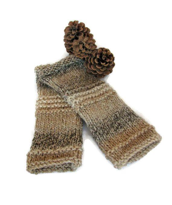 Fingerless Gloves Gloves Knit Gloves Hand Knit by ArlenesBoutique