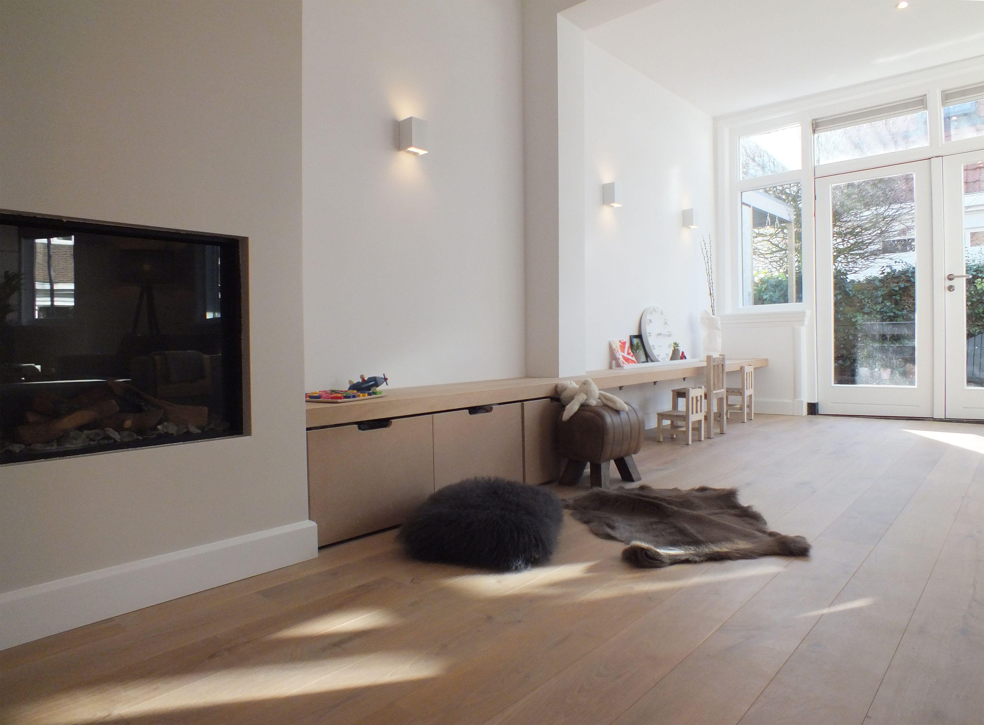 Lichtplan woonkamer haard – Design by Meyn | Home - Light plan ...