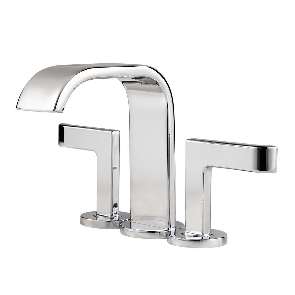 Pfister Skye 4 in. Minispread 2-Handle Bathroom Faucet in Polished ...