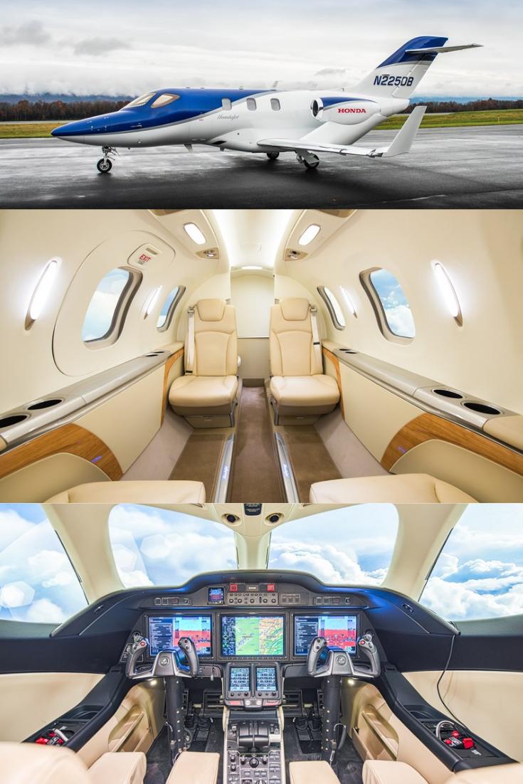 2017 Hondajet Ha 420 For Sale Luxury Private Jets Honda Jet Private Jet