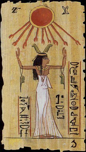 Ägyptisches Tarot