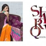 Shariq Textile Feminine Embroidered SS Lawn2015Fashion and Style