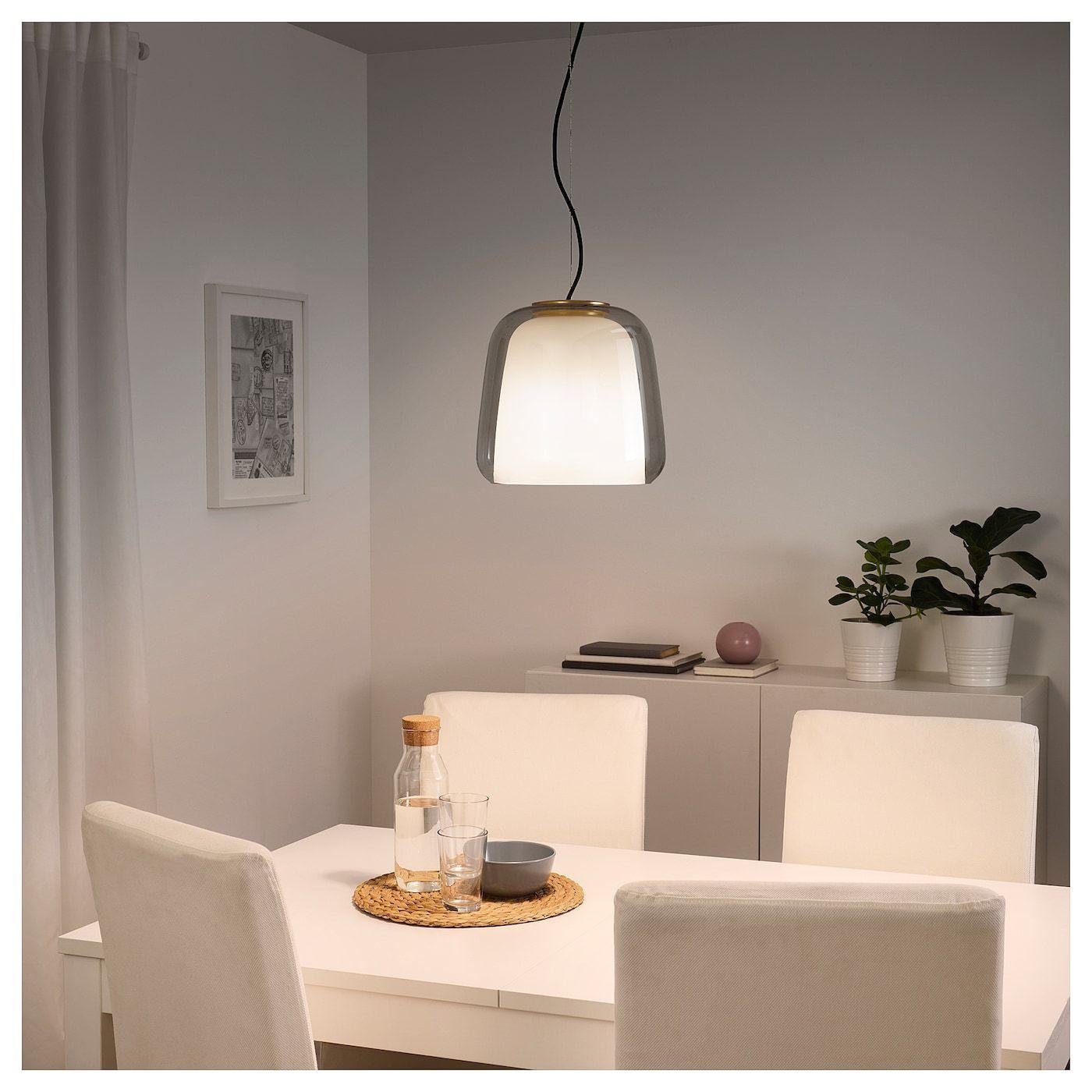 Evedal Pendant Lamp Gray Anhanger Lampen Gelbe Lampen Und