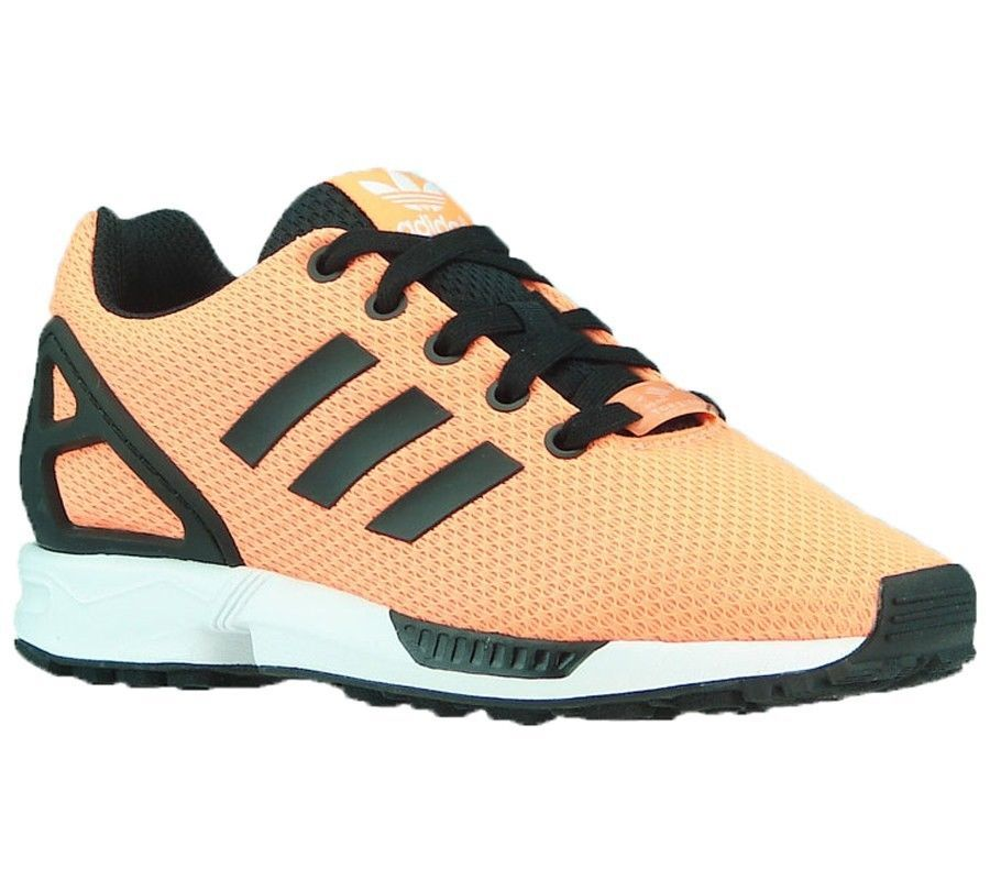 NEU adidas Originals Turnschuhe Sport ZX Flux K orange ...