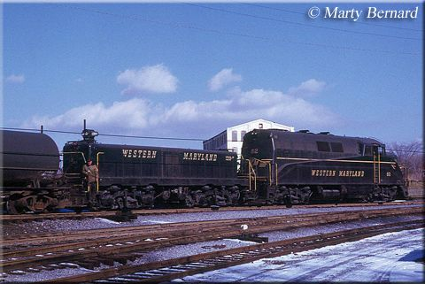 The West Virginia Central Railroad, WVC