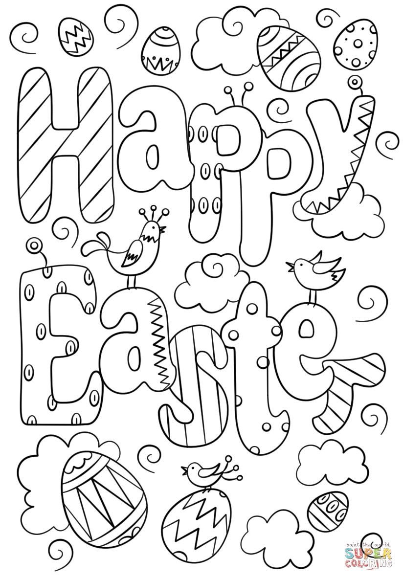Pin By Christine Cassidy On Coloring Free Easter Coloring Pages Free Printable Coloring Pages Easter Coloring Pictures