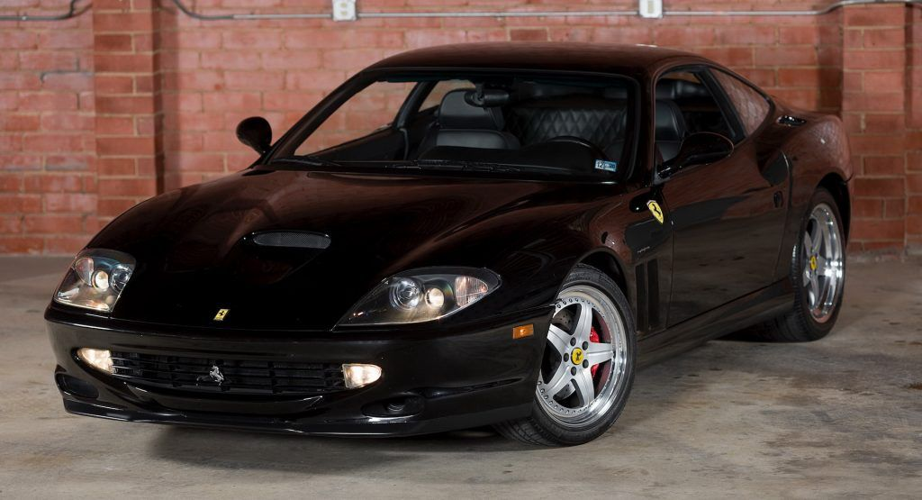 You Can Now Buy A Manual V12 Ferrari For Less Money Than A Toyota Supra Mk4 | Carscoops