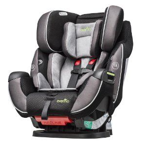 Amazon Evenflo Symphony DLX All In One Convertible Car Seat Paramount Baby166