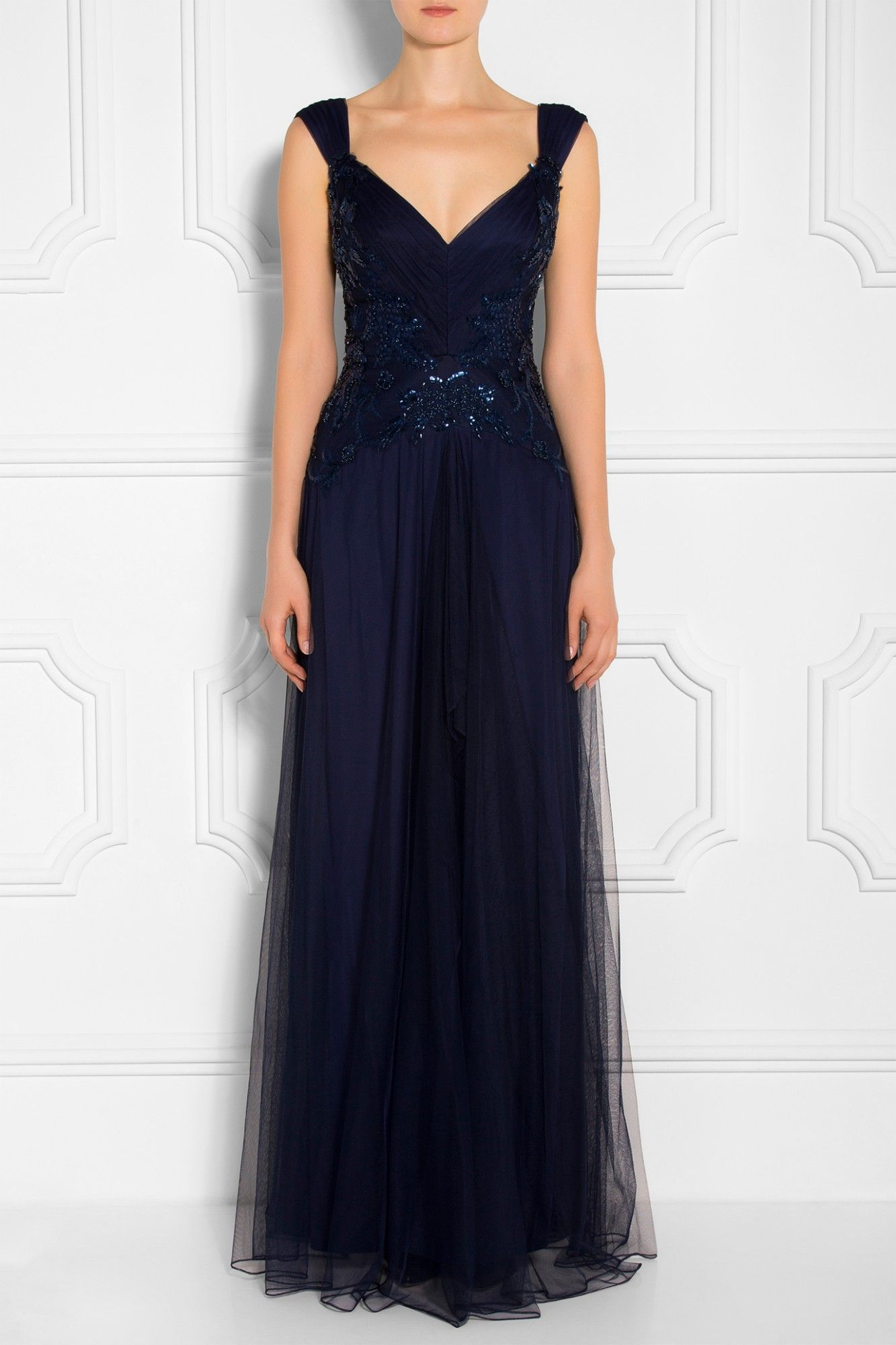 Embellished gown formal gowns pinterest marchesa gowns and