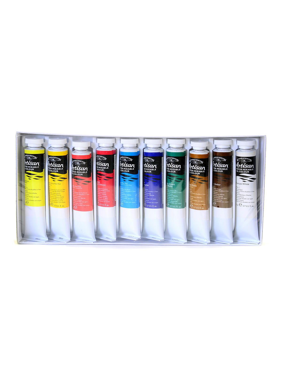Oil Paint Without The Toxic Chemicals Winsor Newton Water