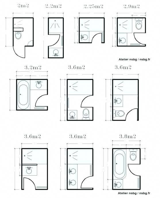 An Accumulation Of Our Favorite Bathroom Some Ideas Grab Tricks And Tips To Generate You In 2020 Small Bathroom Plans Small Bathroom Floor Plans Small Bathroom Layout