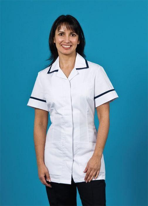 f42ed4bde31 Sally Women's Tunic Top   Clothing & Scrubs   Tunic tops, Nursing ...