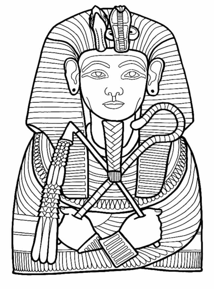 Coloriage A Imprimer Egypte Antique.Pour Imprimer Ce Coloriage Gratuit Coloriage Egypte 4