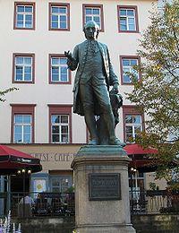 Christoph Martin Wieland Eisenach Biberach An Der Riss Aufklarung