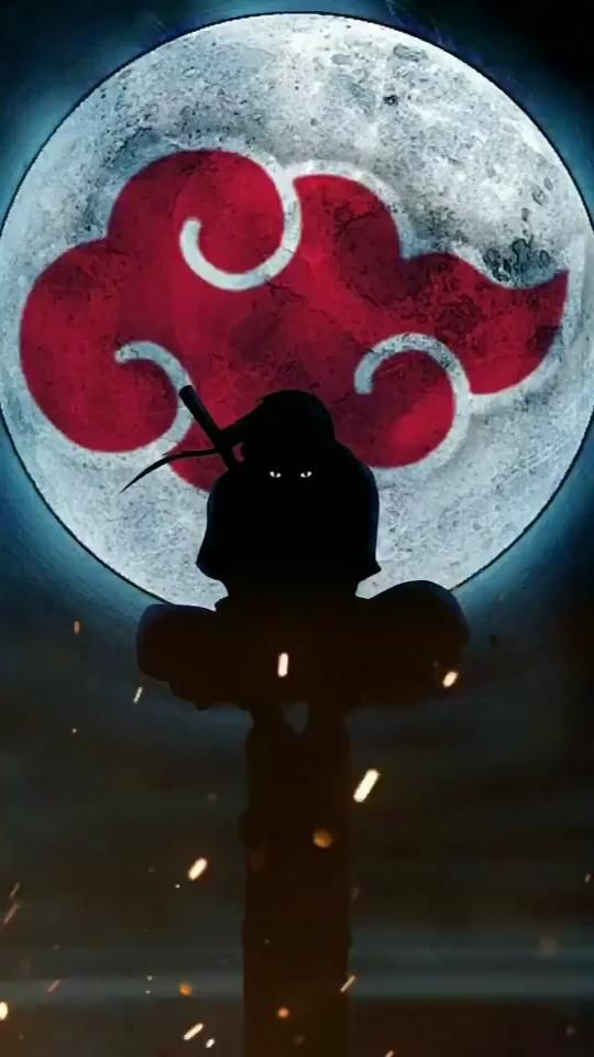 Live wallpaper Itachi Anime Naruto