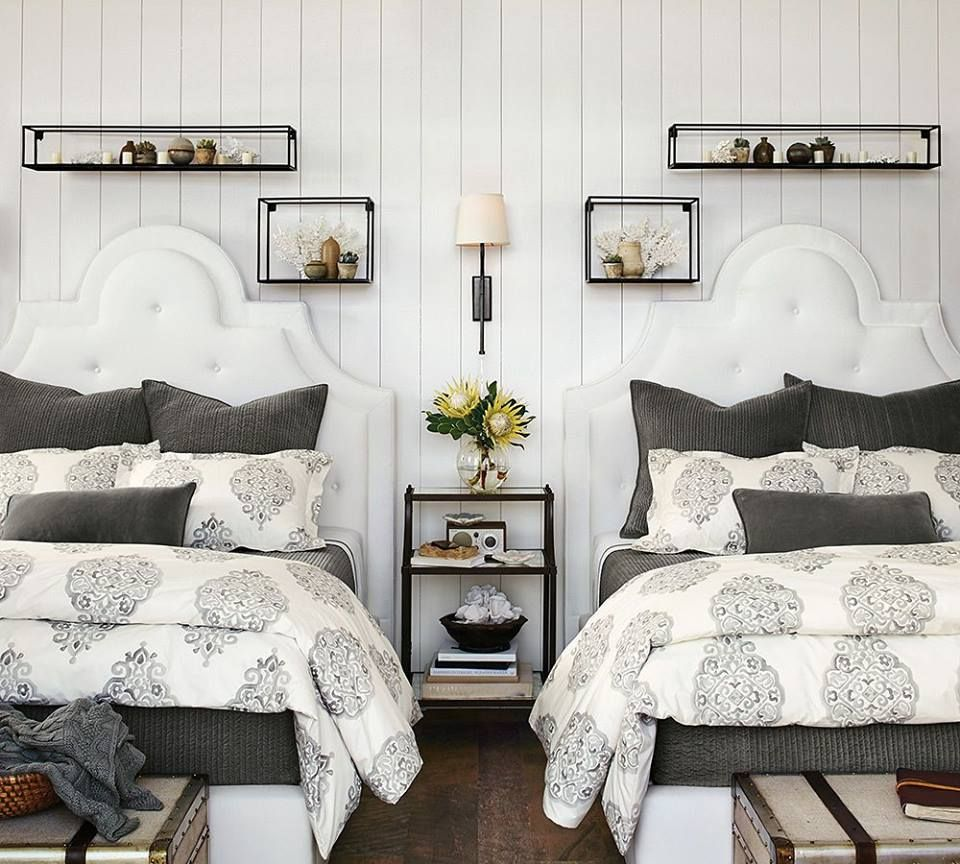 Pottery Barn Asher Duvet Bedroom design, Bedroom decor