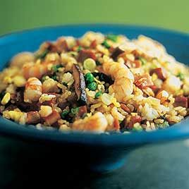 If you prefer your Chinese BBQ in fried rice, we've included two variations that incorporate the pork directly in the rice—which is also a great way to use up any leftovers.
