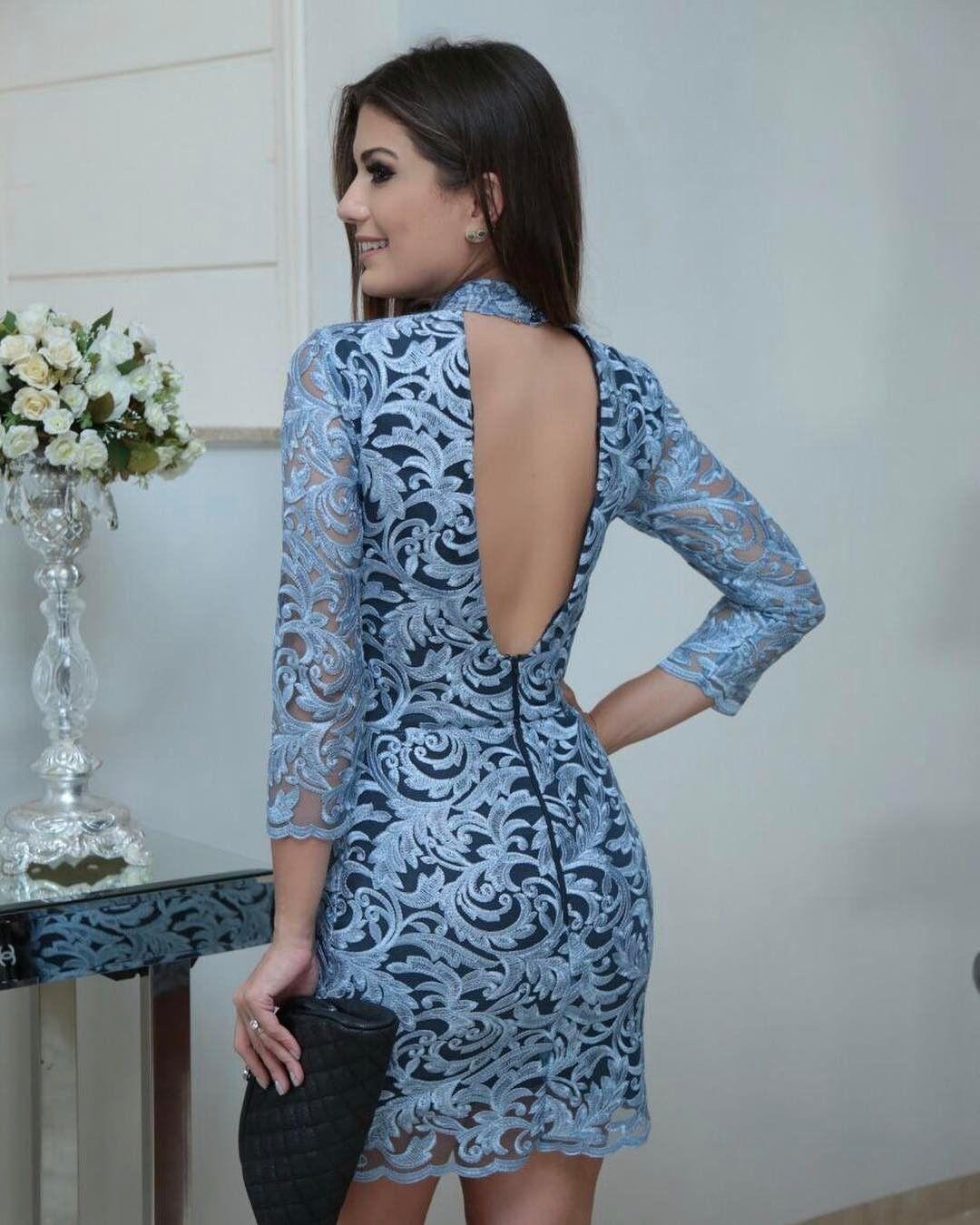 67941ef91e36 Detalhes #moda #atacado #desnude | vestidos | Vestidos, Vestido de ...