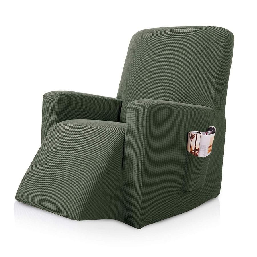 Furniture Protector Recliner Cover With Pockets