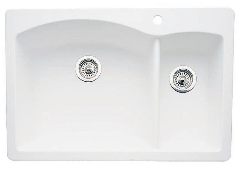 Blanco 440200 Sink Composite Kitchen Sinks Double Bowl Kitchen