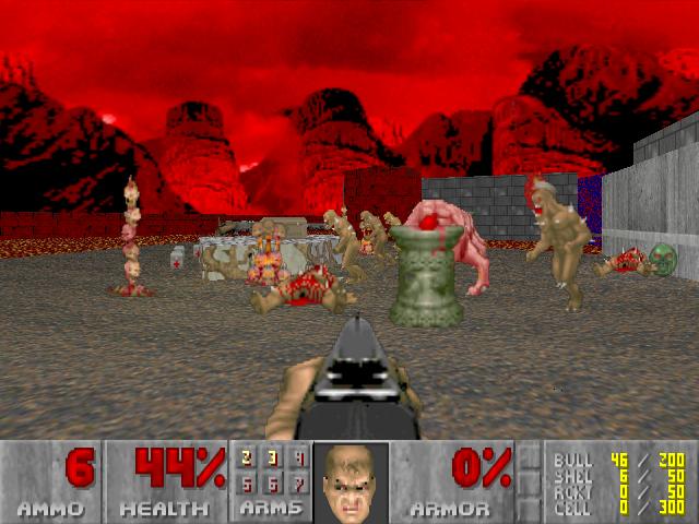 Doom 1 2 Para Pc Viejos Tiempos Doom Pinterest Viejitos