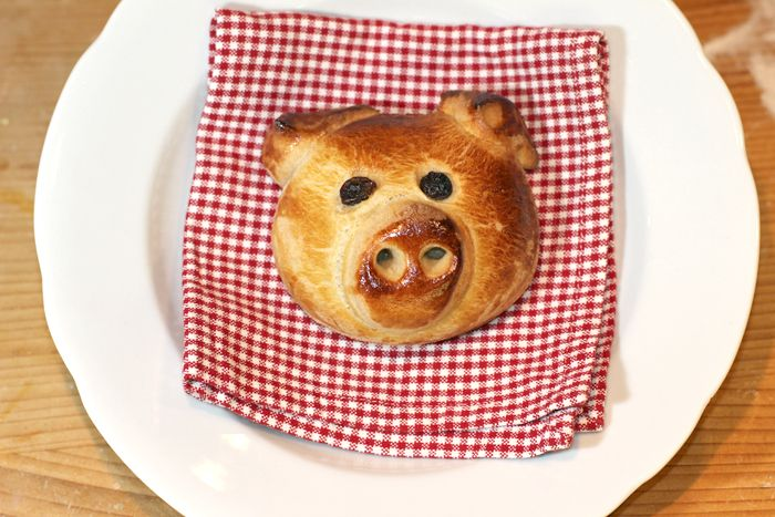 Pig out on New Year.   Cute piglets, Look what i made ...
