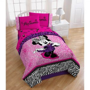 minnie mouse bed set twin size - Minnie Mouse Bed Set