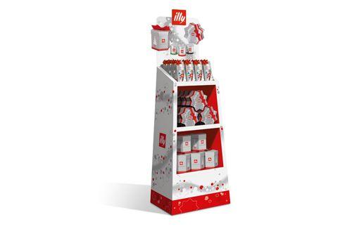 illy - Confezioni natalizie on Behance