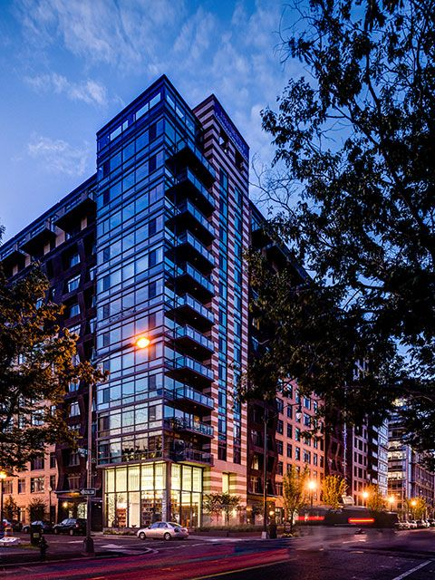 Archstone First And M Apartments In Washington Dc