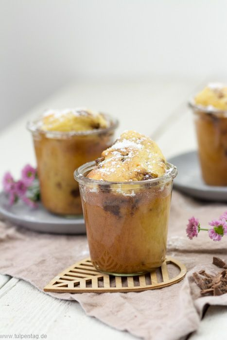 Schneller Kuchen Mit Joghurt Und Schokolade Im Glas Kuchen Im Glas Backen Joghurt Kuchen Und Kuchen Im Glas Rezepte