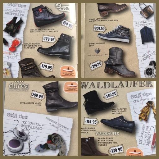 #Brochure #Comfort # Schoenen #Najaar #Winter #2014 #2015