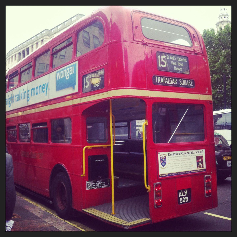 Brainstorm bus