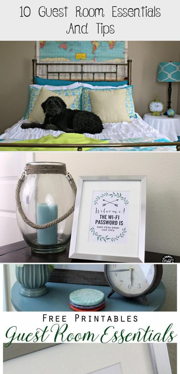 10 Guest Room Essentials And Tips Home Decor In 2020 Guest Room Essentials Room Essentials Home Decor