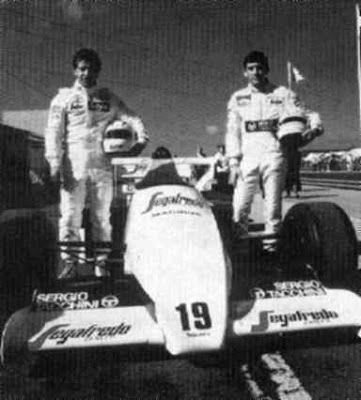 """Ayrton Senna: Ex-companheiro, Cecotto Lembra a Personalidade """"Di..."""