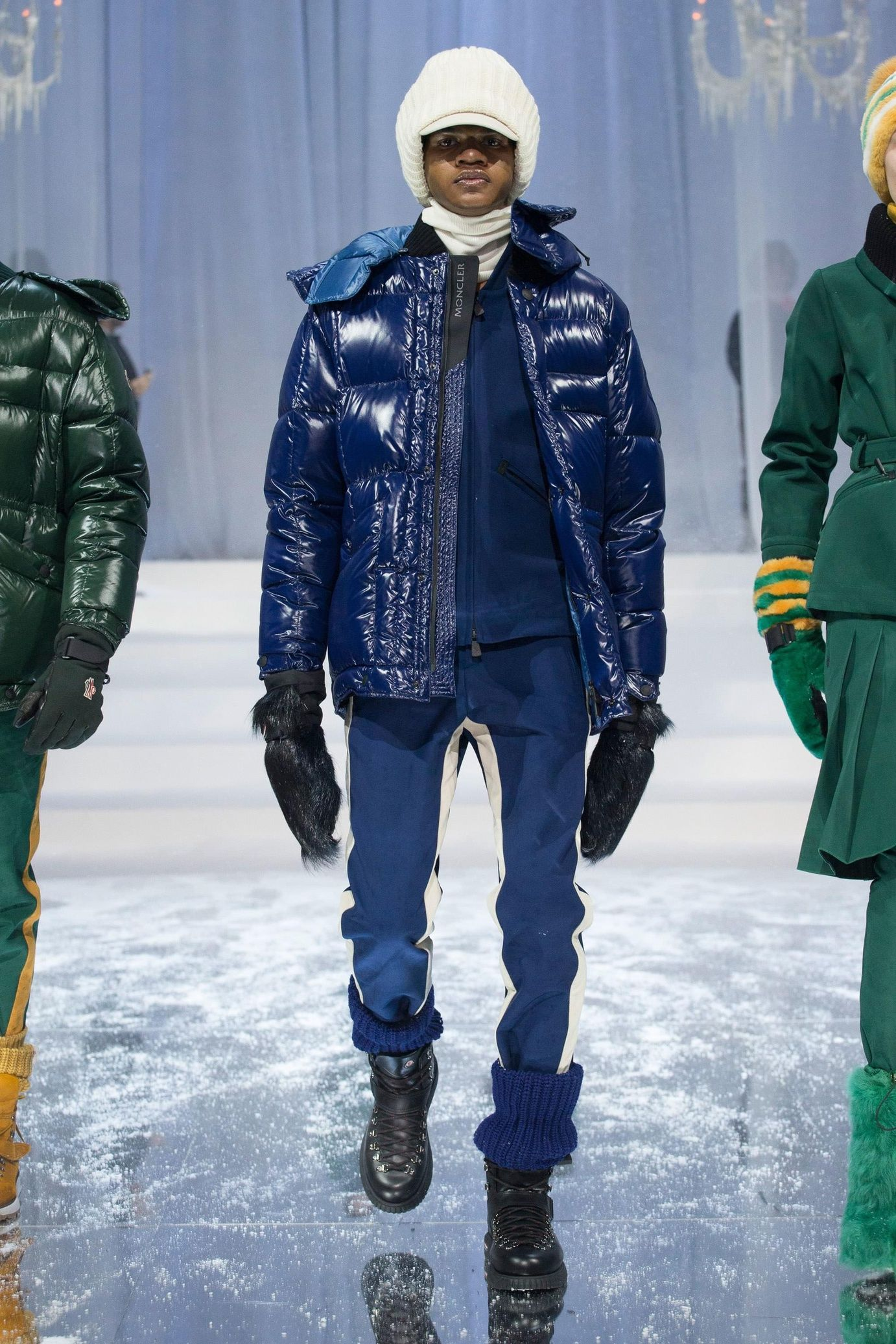 moncler collection femme 2017