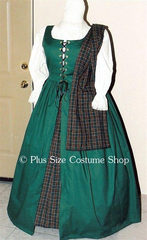 36+ Plus size renaissance dress ideas